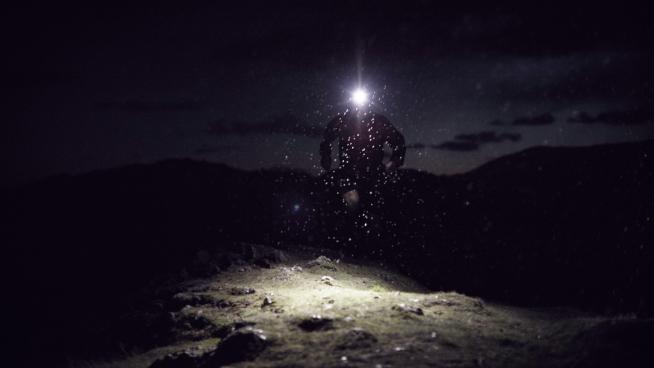 Bieganie w ciemności
