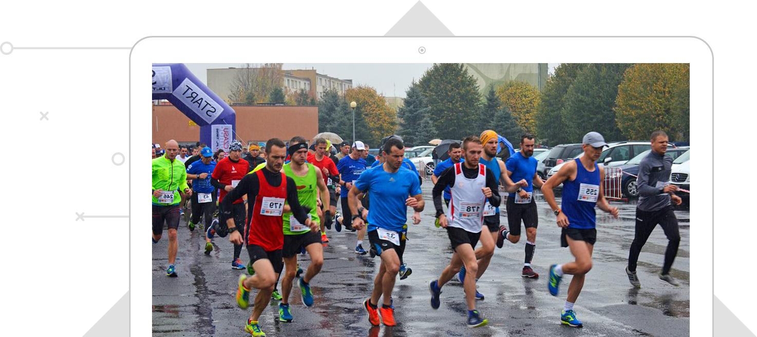 Pasja biegania